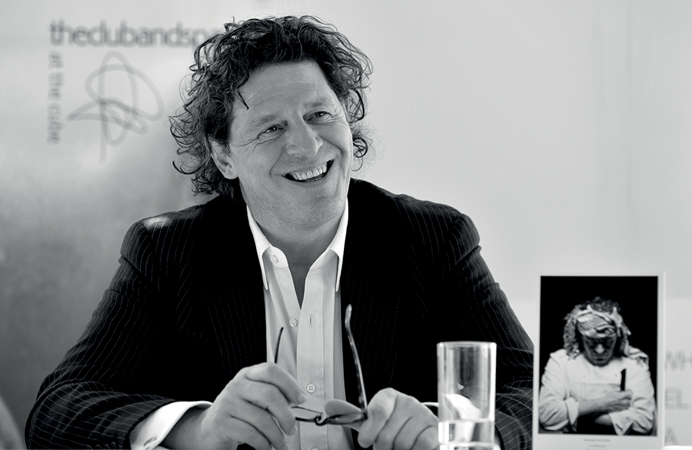 Marco Pierre White – The Cube